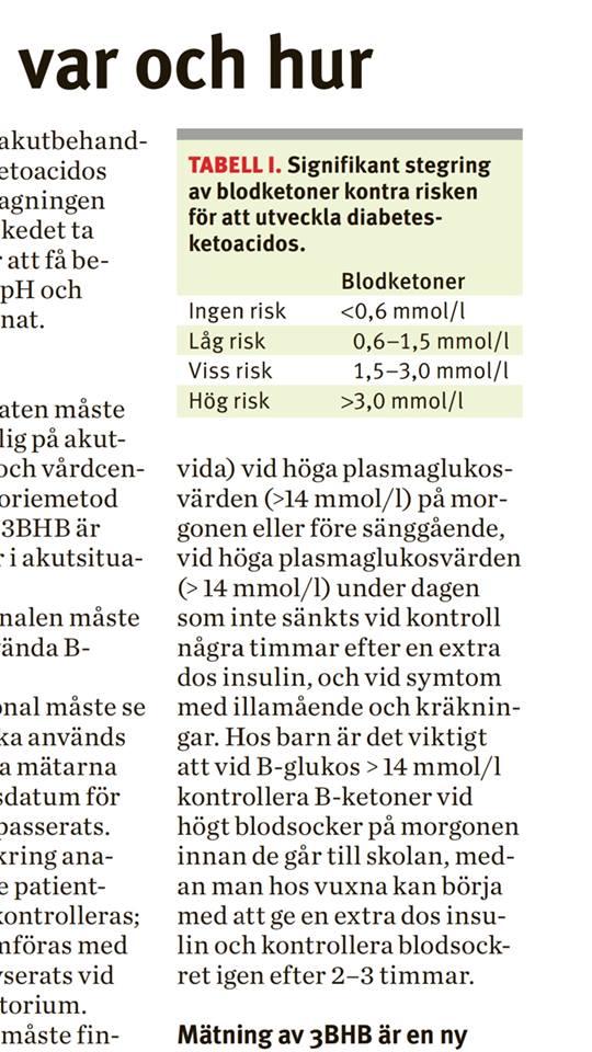 vad är ketoner diabetes